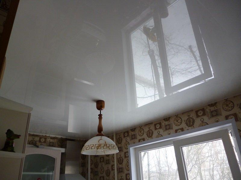 эко потолок
